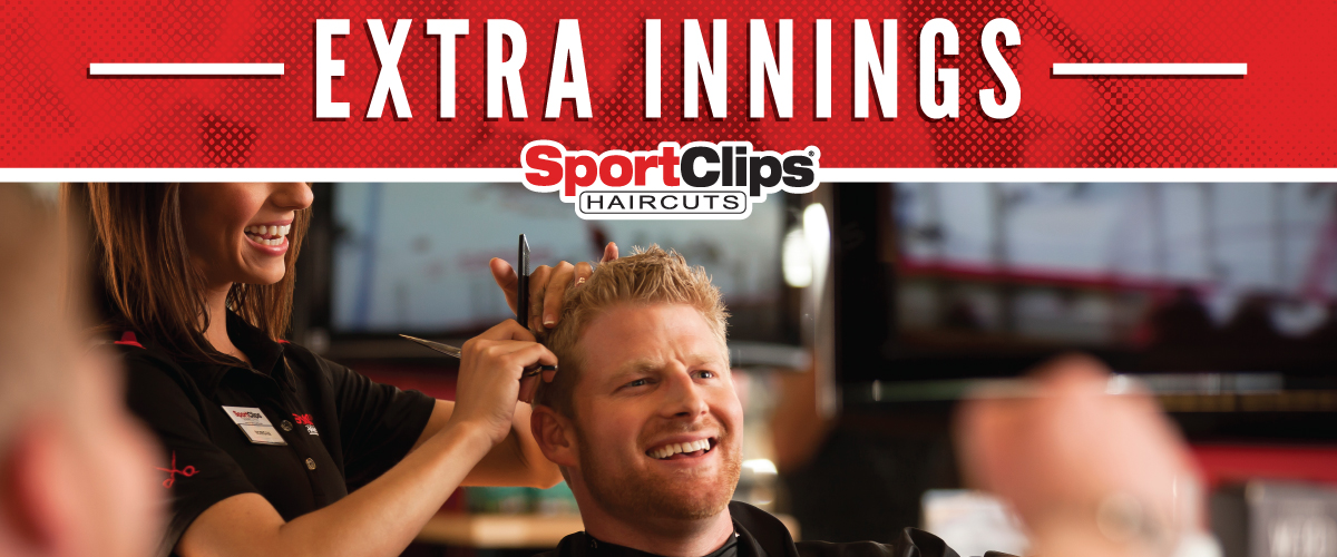 The Sport Clips Haircuts of Fountain - Mesa Ridge  Extra Innings Offerings